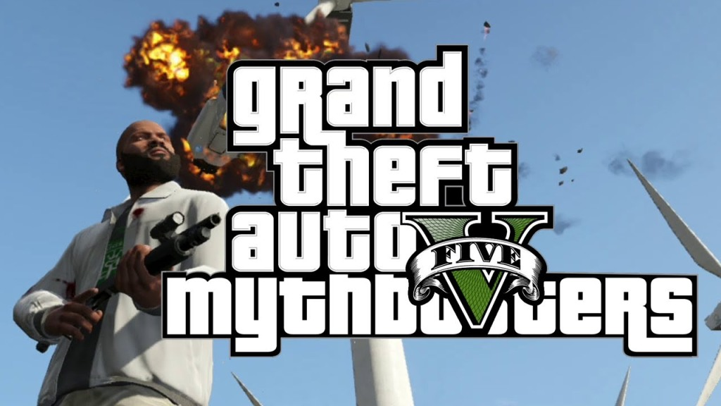 Grand Theft Auto V Mythbusters, New Web Series Tests Out Tips & Rumors For the Video Game 'GTA V'