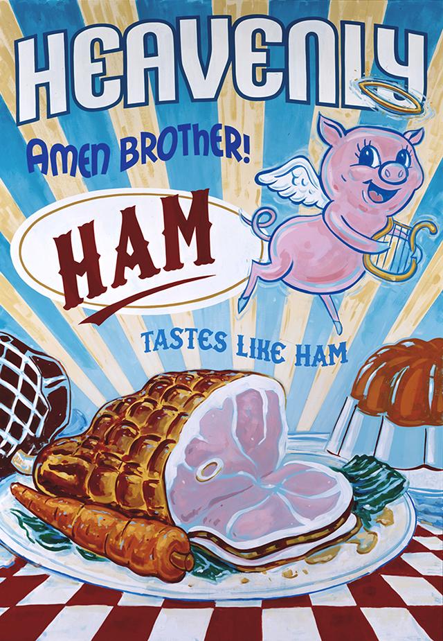 Heavenly Ham Rory Skagen