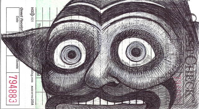 Marty Feldman Eyes by JoeMur