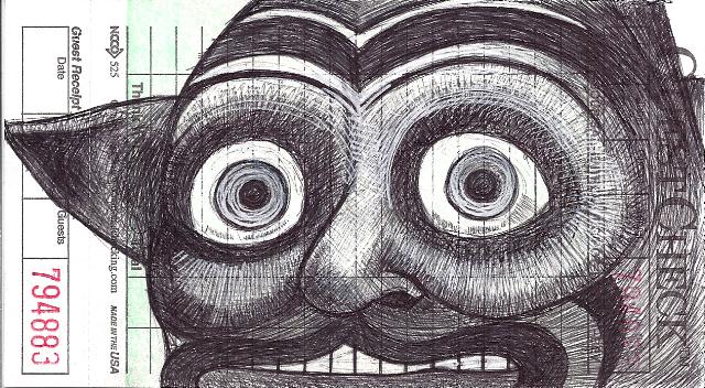 Marty Feldman Eyes by JoeMur