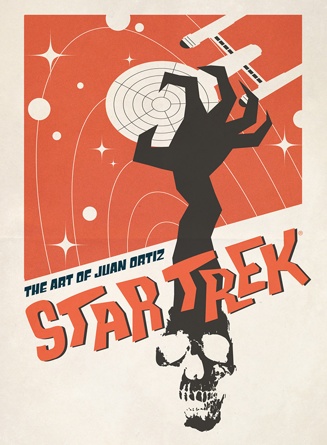Star Trek: The Art Of Juan Ortiz