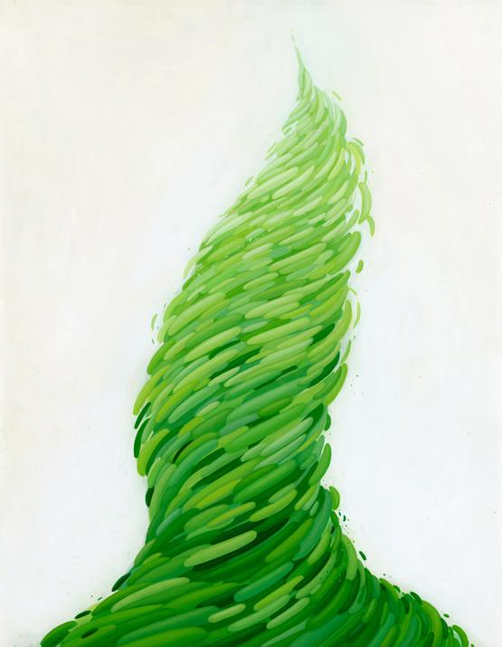 Paintings by Brendan Monroe