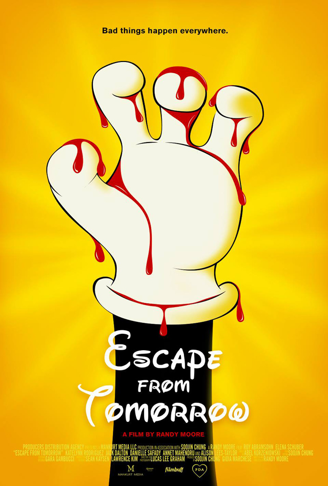 Escape From Tomorrow, An Unauthorized Indie Fantasy-Horror Film Shot Secretly Inside Disney Parks