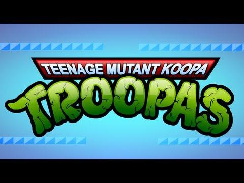 Teenage Mutant Koopa Troopas, Animated Mashup of 'Teenage