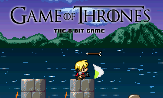 Game of Thrones: The 8-bit Video Game