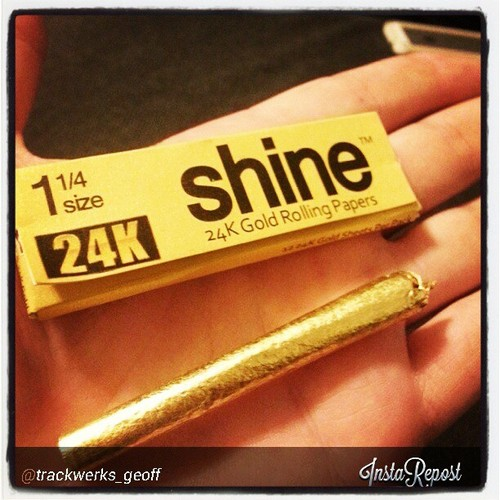 Gold 24k papers