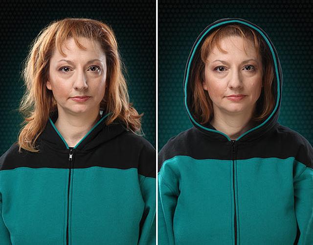 Star Trek: The Next Generation Uniform Hoodie
