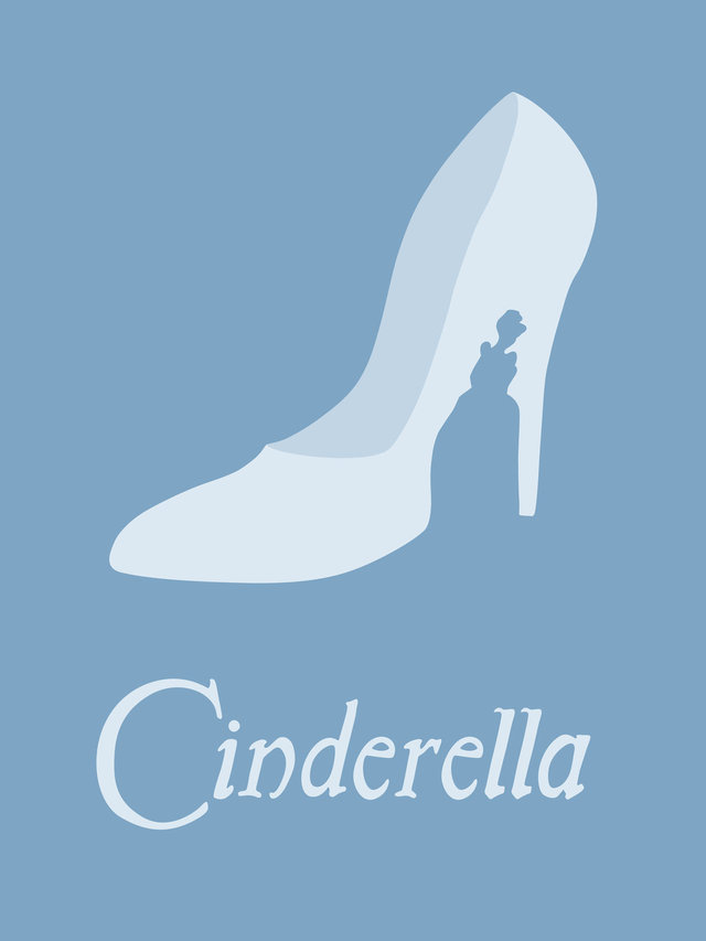 Minimalist Posters Of Disney Movies