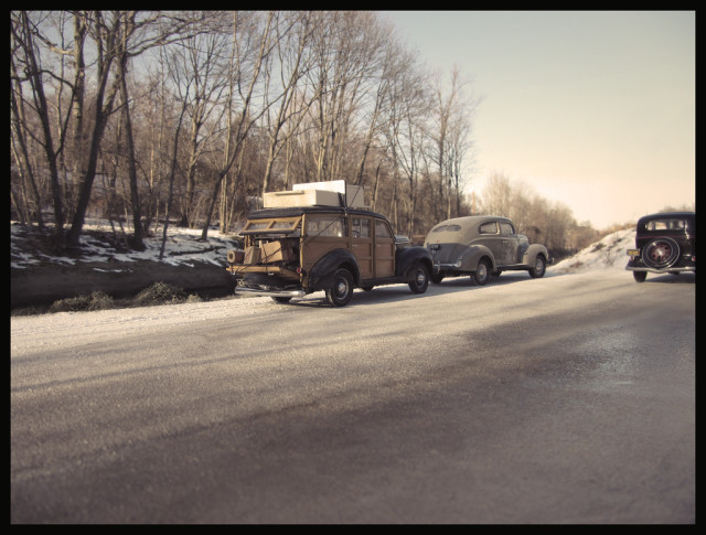 Incredibly Lifelike Dioramas of 20th Century America by Photographer Michael Paul Smith