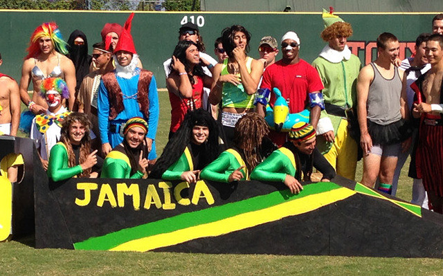 SDSU Baseball Annual Halloween Contest