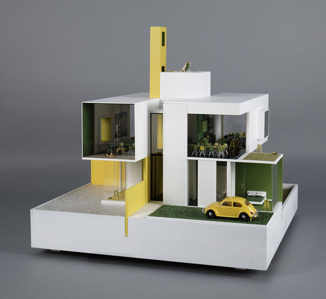 A Doll's House, Top Designers & Architects Make Über Hip