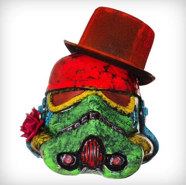 Art Wars, Famous Artists Redesign 'Star Wars' Stormtrooper