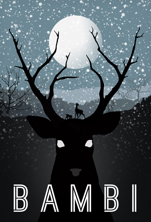 Bambi by Rowan Stocks-Moore