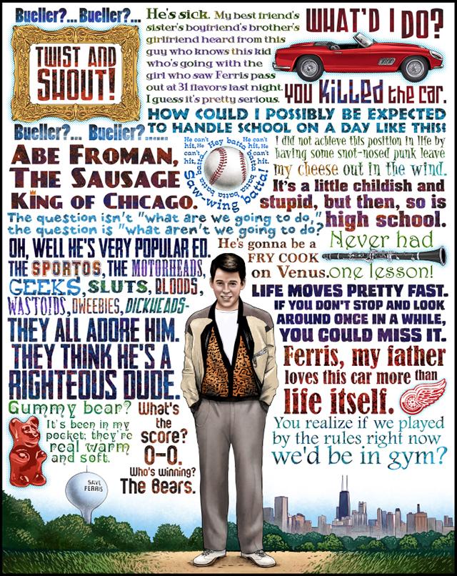 Bueller (Ferris Bueller's Day Off)