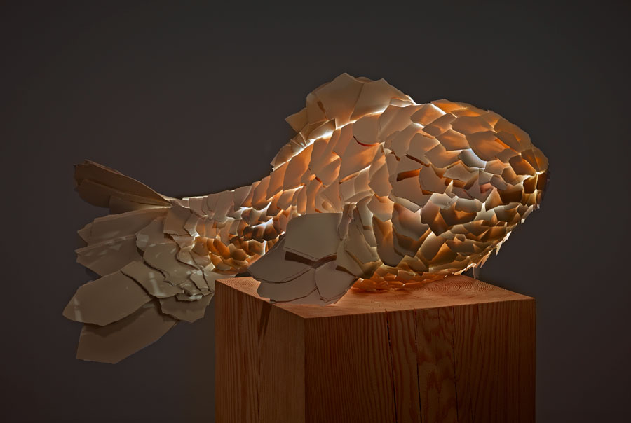 Fish Lamps Designed By Renown Architect Frank Gehry