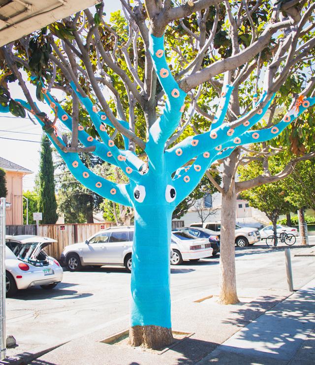 Squid Tree