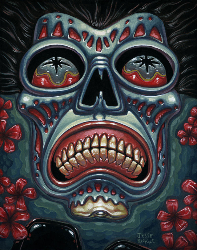 Dead Alive by Jesse Riggle (They Live)