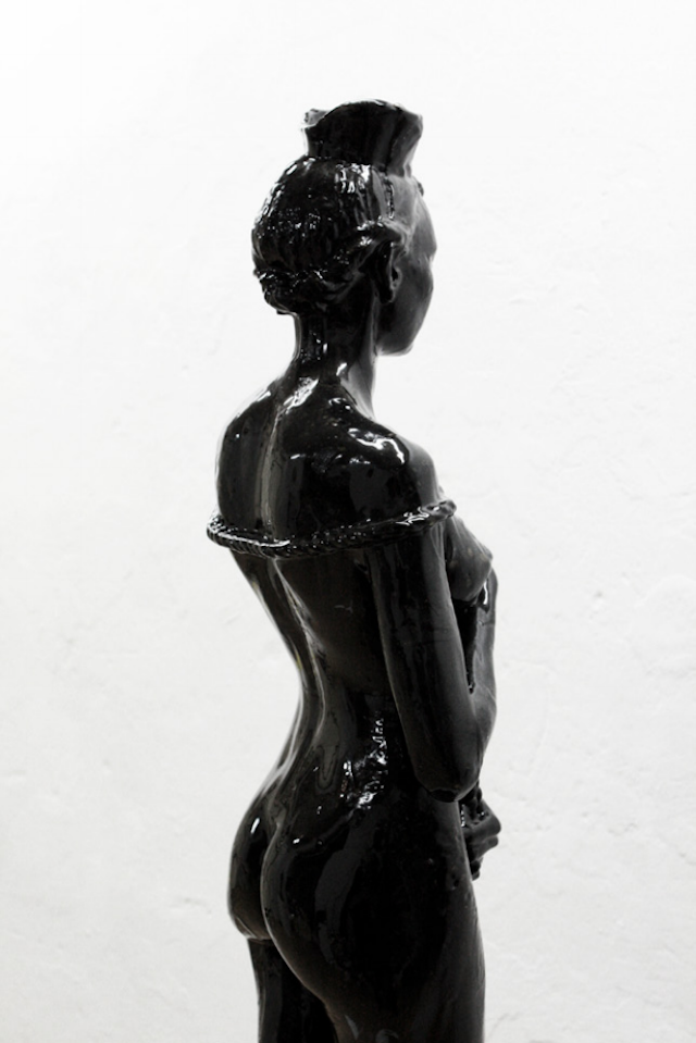 Sugar sculptures by Joseph Marr