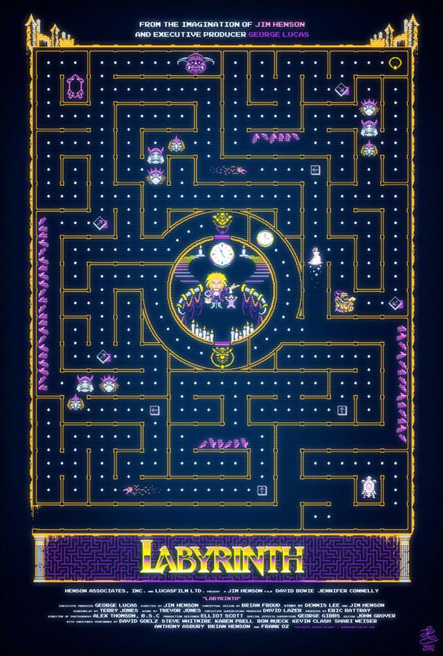 Labyrinth by Joshua Gilbert