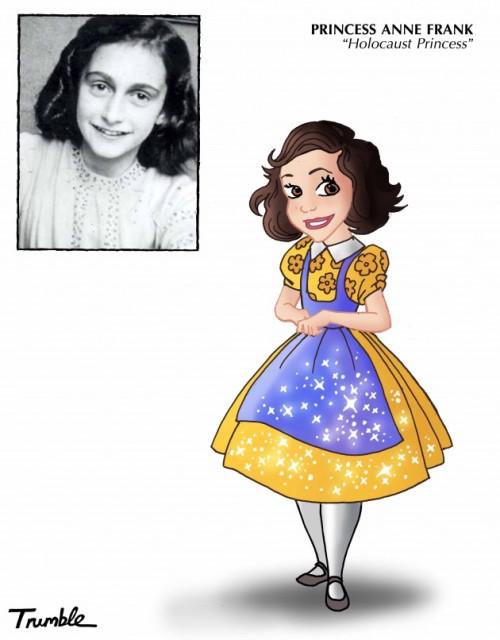 Princess Anne Frank