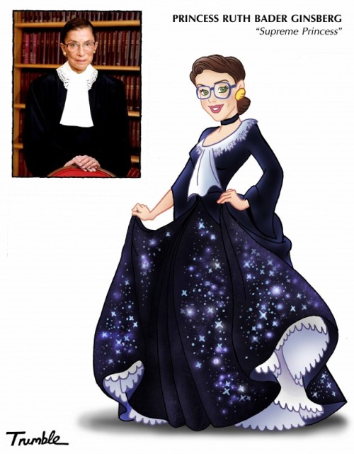 Princess Ruth Bader