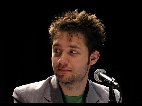 Ask Me Anything Live With Reddit's Alexis Ohanian at the Commonwealth Club in San Francisco