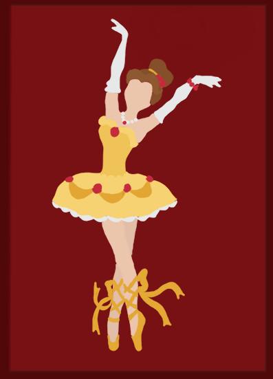 Disney Ballerinas