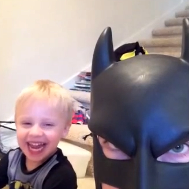 BatDad Returns With a Third Compilation of Funny Vine Videos