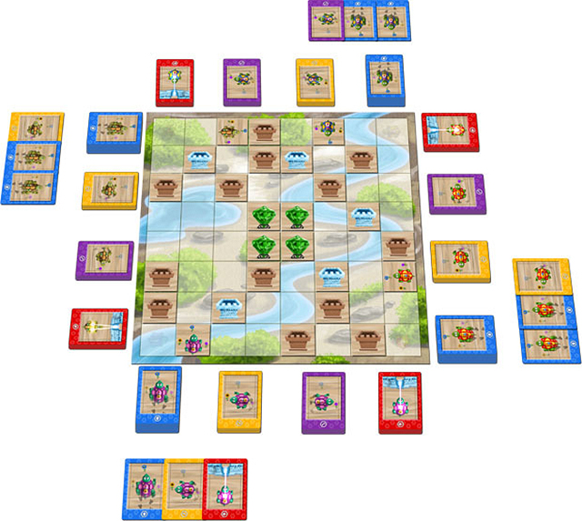 Robot Turtles, A Programming Board Game That Lets ...