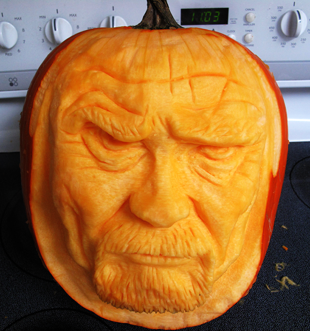Breaking Bad O'lantern