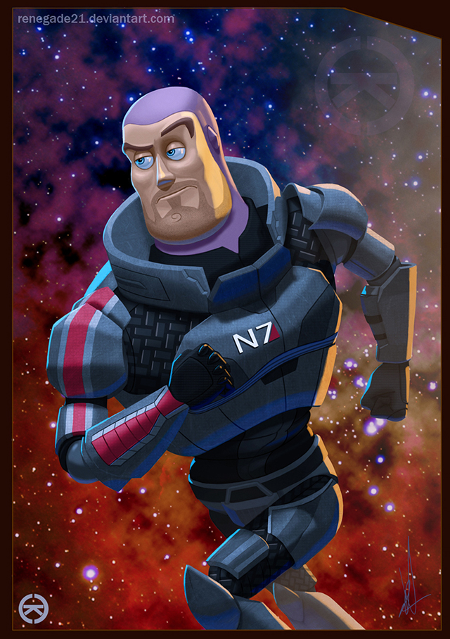 Commander Lightyear