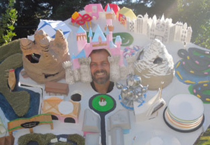 Cockeyed's Rob Cockerham Makes the Ultimate Disneyland Costume