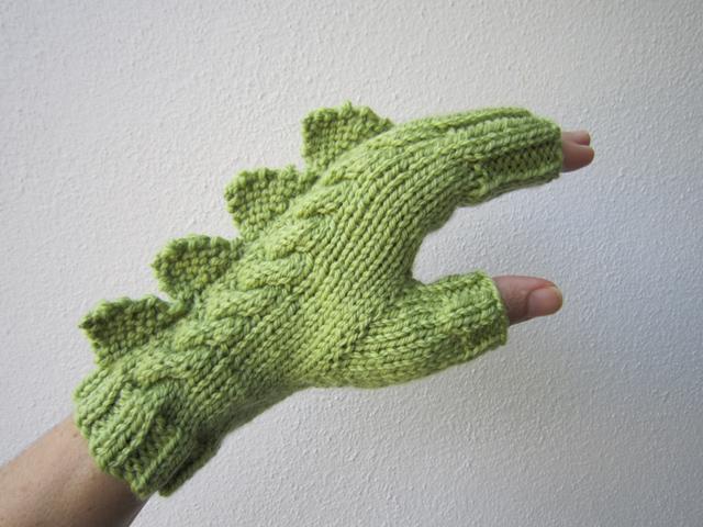fingerless dragons