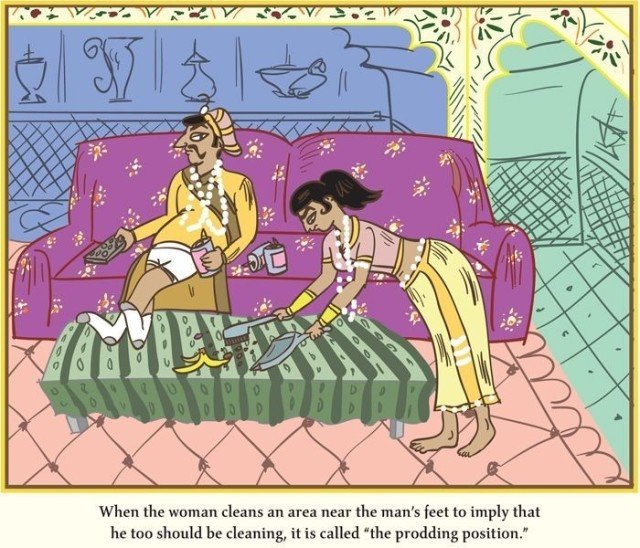 Married Kama Sutra