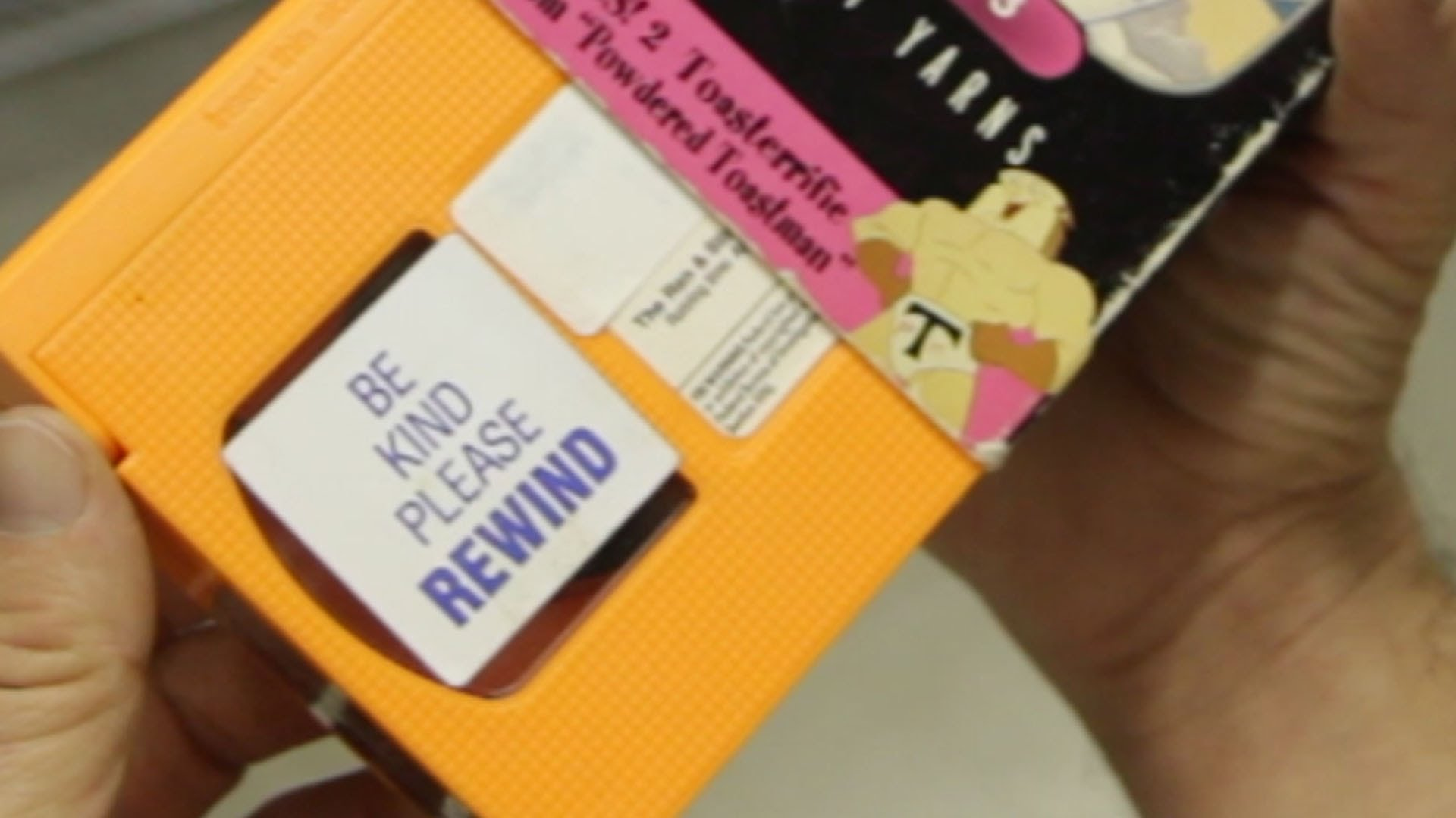 Old Video Stores Like Blockbuster Explained to the Kids of Today