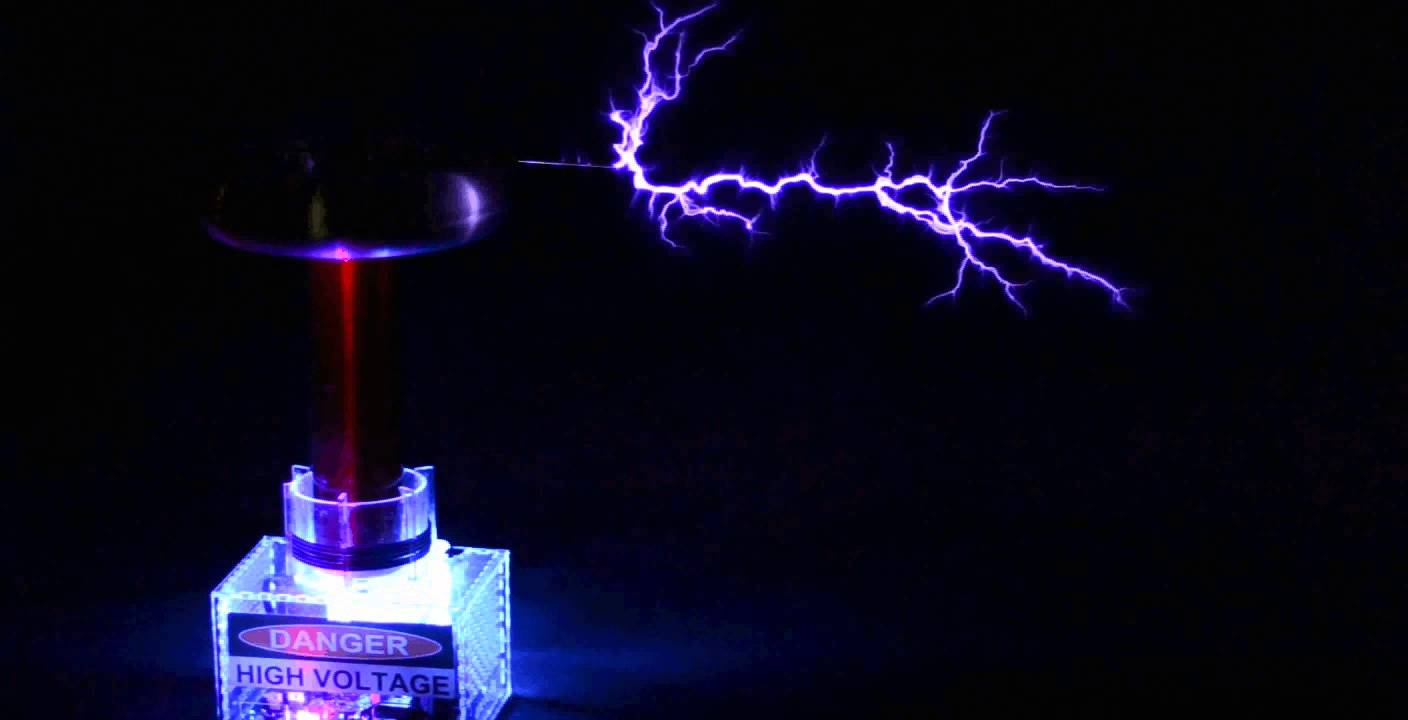 oneTesla, A Kit For Building Your Own Musical Tesla Coil