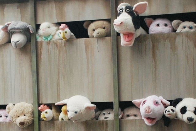 Sirens of the Lambs by Banksy