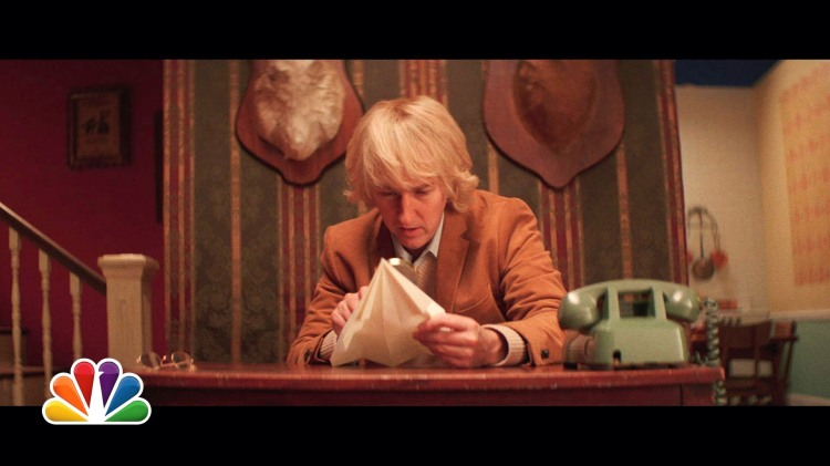 saturday night live imagines if wes anderson made a horror