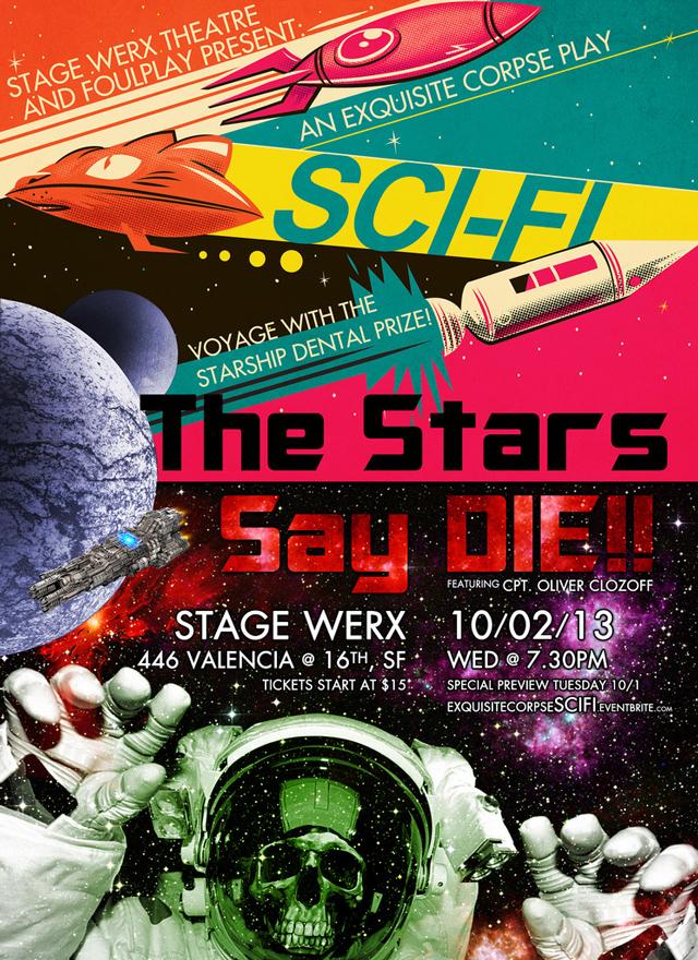 The Stars Say DIE