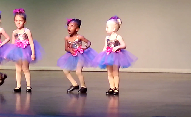 Tap Dance Girl