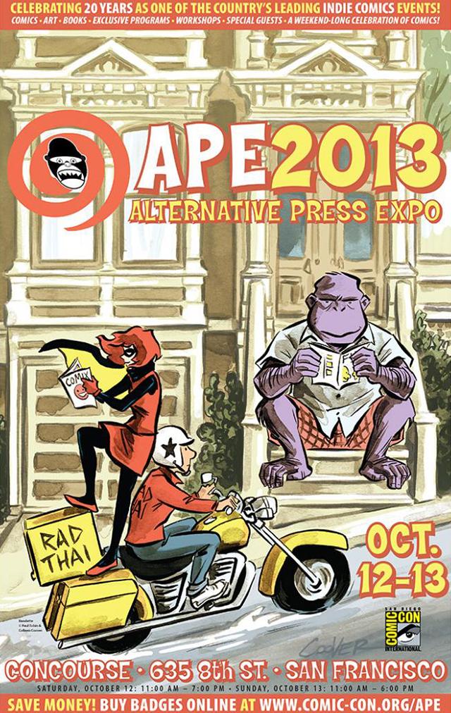 APE 2013 Poster