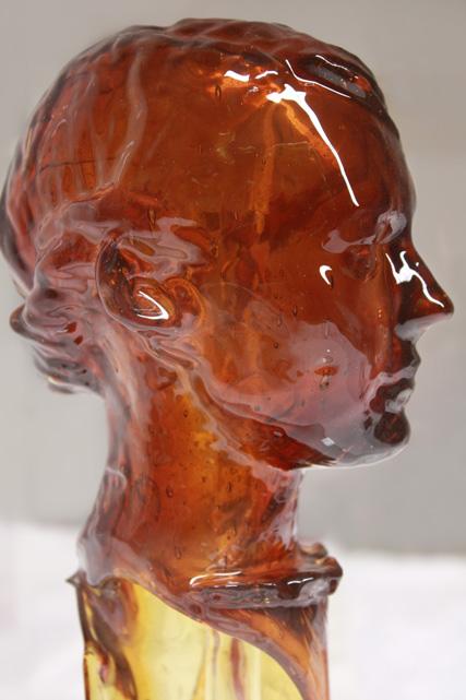 Sugar sculptures by Joseph Marr