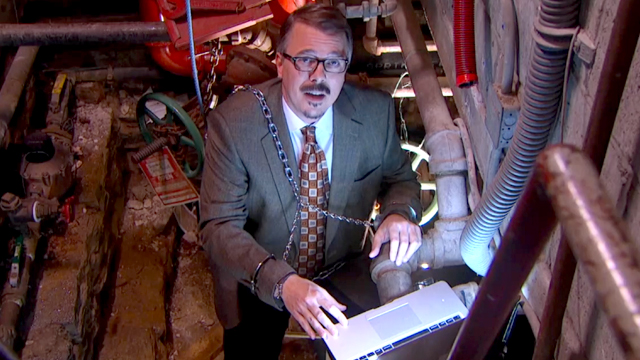 Stephen Colbert Holds 'Breaking Bad' Creator Vince Gilligan Hostage & Demands More Episodes
