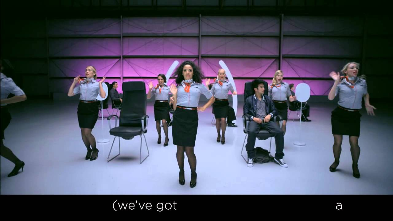 Virgin America Releases Choreographed Pre-Flight Safety Music Video
