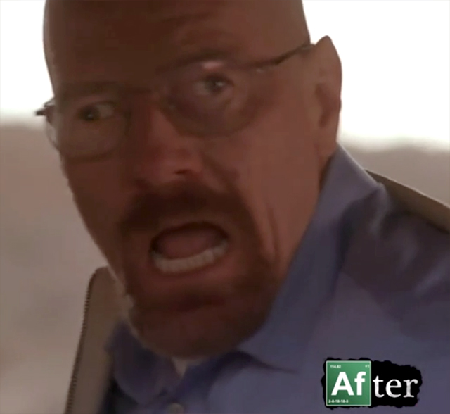 Fixing Breaking Bad, A Parody Series That Tries to Improve 'Breaking Bad' With Special Effects