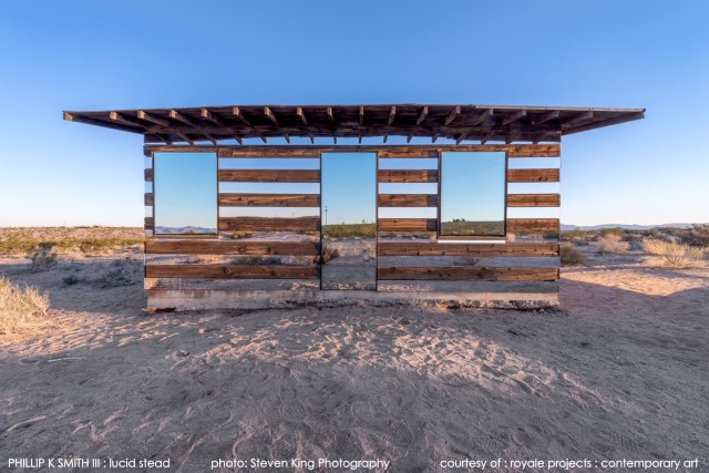 Lucid Stead by Phillip K Smith