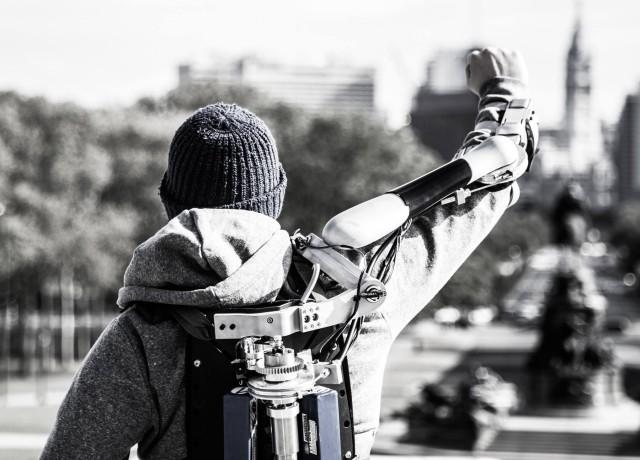 Titan Arm, University of Pennsylvania Students Design A Low Cost Upper Body Exoskeleton