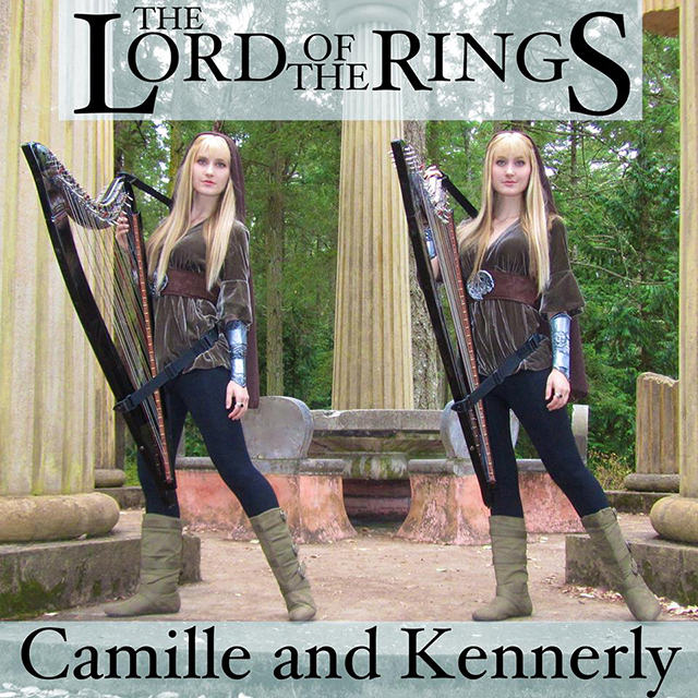Lord of the Rings Songs Performed by The Harp Twins