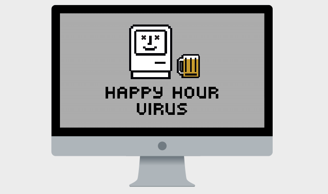 Happy Hour Virus