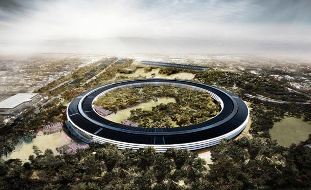 Apple HQ Render